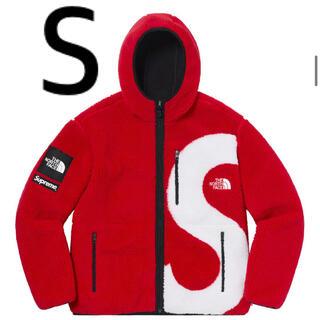 Supreme - supreme ノースフェイスS logo フリース 中古