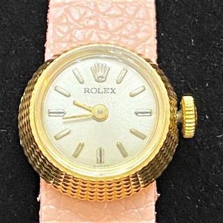 ロレックス(ROLEX)の美品 ロレックス カメレオン YG OH済み(腕時計)