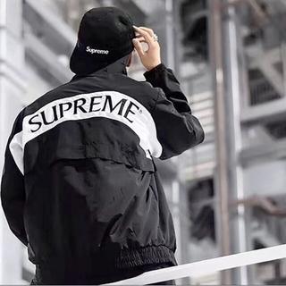 Supreme - supreme arc logo track jacket