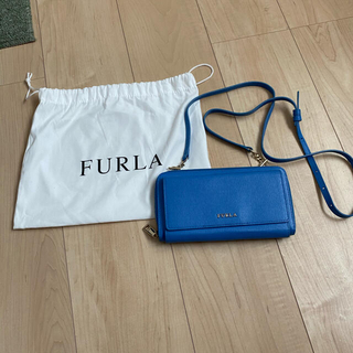 Furla - フルラ お財布ショルダー