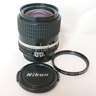 Nikon - ニコン  Ai-s NIKKOR 28mm F2 単焦点レンズ