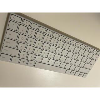 マイクロソフト(Microsoft)のMicrosoft Designer Keyboard US配列 美品 即日配送(PC周辺機器)
