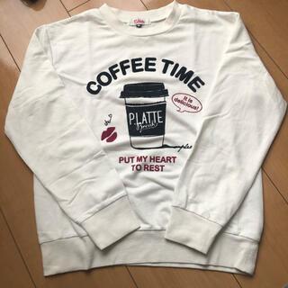 PINK-latte - PINK-latte トレーナー XS