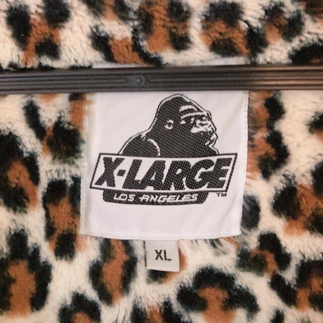 XLARGE(エクストララージ)のXLARGE エクストララージ アウター メンズのジャケット/アウター(ナイロンジャケット)の商品写真