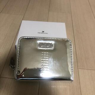 SWAROVSKI - スワロフスキー ノベルティ 財布 未使用