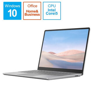 Microsoft - Surface Laptop Go i5  THH-00034 office付