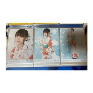 ノギザカフォーティーシックス(乃木坂46)の乃木坂46生写真(女性アイドル)