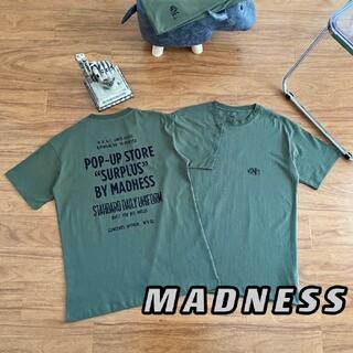 エバーグリーン(EVERGREEN)のMADNESS(Tシャツ/カットソー(半袖/袖なし))