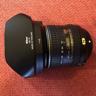 Nikon - AF-S DX NIKKOR 16-80mm  f/2.8-4E ED VR