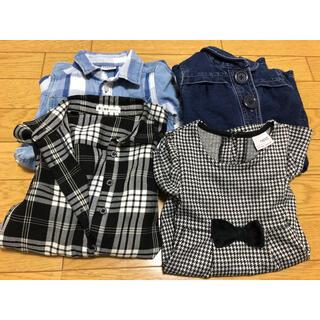 ラゲッドワークス(RUGGEDWORKS)の子供服 まとめ売り②(Tシャツ/カットソー)