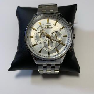 TECHNOS - 新品未使用テクノス TECHNOS 正規品 腕時計 クロノグラフ
