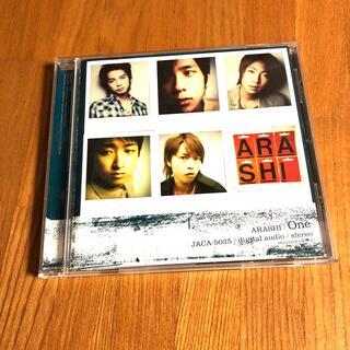 アラシ(嵐)の嵐CDアルバム One 通常盤(男性アイドル)