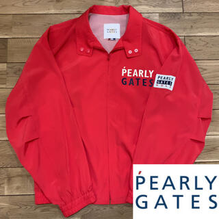 PEARLY GATES - パーリーゲイツ PEARLY GATES ヴィンテージ ナイロン ジャケット