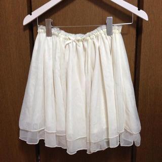 ローリーズファーム(LOWRYS FARM)の新品ローリーズファームスカート(ミニスカート)