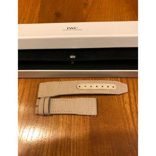 インターナショナルウォッチカンパニー(IWC)のIWC純正ベルト マーク18用 IWIWE10883 ラグ幅20mm(腕時計(アナログ))