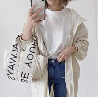 ZARA - 完売品 新品タグ付き ザラ テキストミディトートバッグ ロゴ トート 希少
