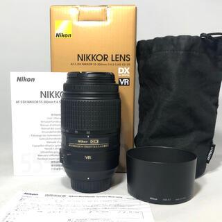ニコン(Nikon)のNikon AF-S DX 55-300mm f/4.5-5.6G ED VR (レンズ(ズーム))