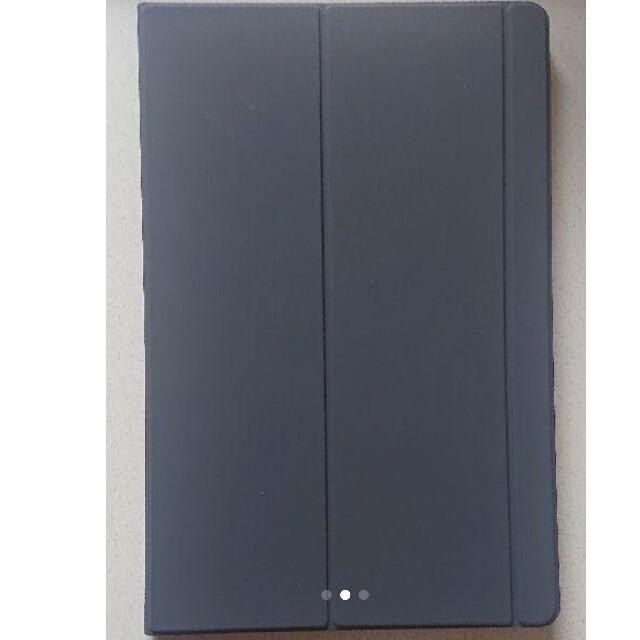 SAMSUNG(サムスン)のSamsung Galaxy Tab S6 + 純正ブックカバー スマホ/家電/カメラのPC/タブレット(タブレット)の商品写真