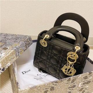 Christian Dior - LADY DIOR ディオール ミニバッグ