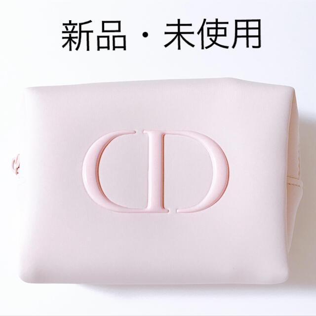 Dior(ディオール)の【希少品】【大人気】Dior ディオール ノベルティ ポーチ ピンク レディースのファッション小物(ポーチ)の商品写真