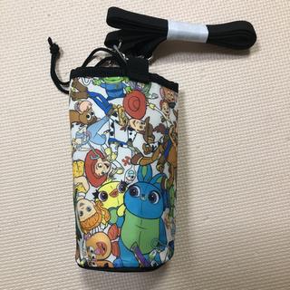 トイストーリー ペットボトルホルダー 総柄(弁当用品)