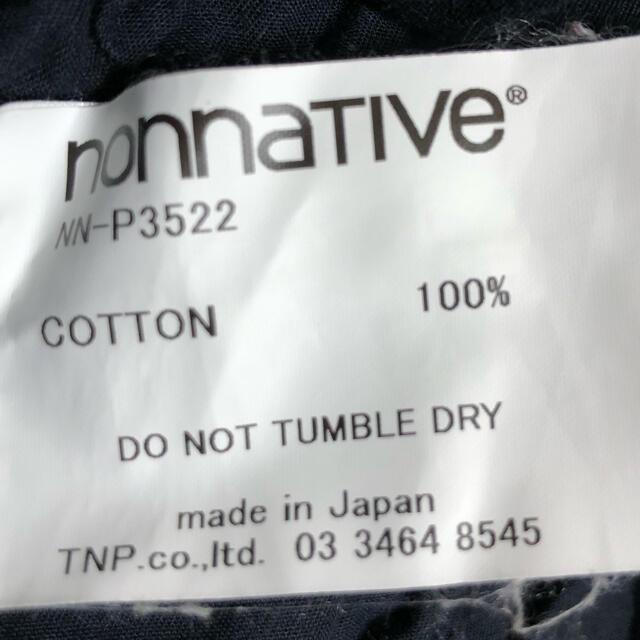 nonnative(ノンネイティブ)のnonnative リバティー柄パンツ メンズのパンツ(その他)の商品写真