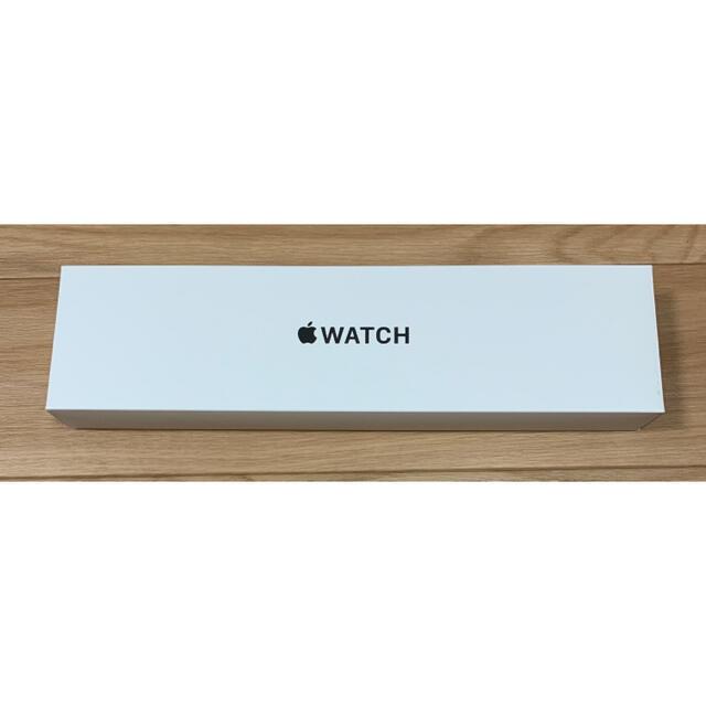 Apple Watch(アップルウォッチ)のApple Watch SE 40mm 美品 メンズの時計(腕時計(デジタル))の商品写真