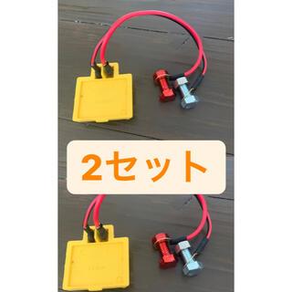 マキタ(Makita)の2セット 電動リール マキタ バッテリー(リール)