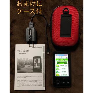 ユピテル(Yupiteru)のGPSゴルフナビ YGN6200 ユピテル社製(ゴルフ)