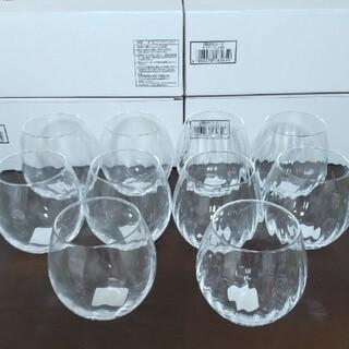トウヨウササキガラス(東洋佐々木ガラス)の【新品10個セット】東洋佐々木ガラス☆サンファーレ タンブラー(グラス/カップ)