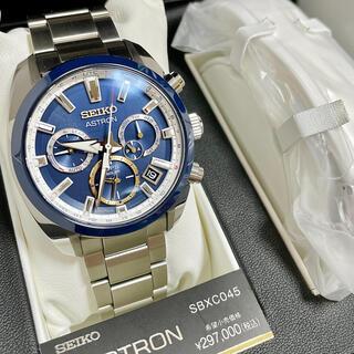 SEIKO - 新品未使用 限定品 SEIKO ASTRON セイコーアストロン GPS腕時計