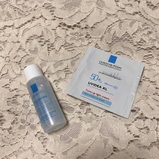ラロッシュポゼ(LA ROCHE-POSAY)のラロッシュポゼ 日焼け止め・化粧水 サンプル二点セット(サンプル/トライアルキット)