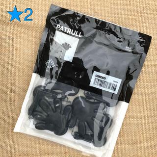 イケア(IKEA)のIKEA PATRULL コーナーガード 8個入  黒 新品 格安で❗(コーナーガード)