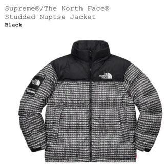 Supreme - ※Sサイズ シュプリーム ×ノースフェイス ヌプシダウンジャケット ブラック