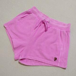 ヴィクトリアズシークレット(Victoria's Secret)の【ヴィンテージ風】Victoria's secret PINK ショートパンツ(ショートパンツ)