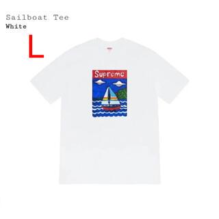 シュプリーム(Supreme)のSupreme Sailboat Tee(Tシャツ/カットソー(半袖/袖なし))