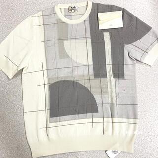 Hermes - 国内正規品 新品同様 20SS エルメス 半袖 カシミヤ100%ニットセーター