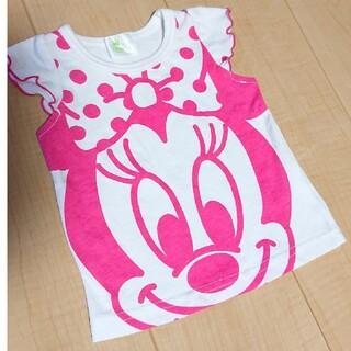西松屋 - Disney ミニーマウス Tシャツ 80