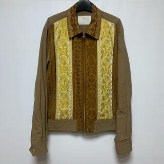 トーガ(TOGA)のTOGA VIRILIS 刺繍(シャツ)