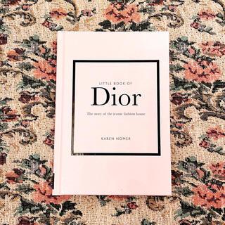 クリスチャンディオール(Christian Dior)の新品 DIOR ディオール 洋書 ファッションブック クリスチャン・ディオール(洋書)