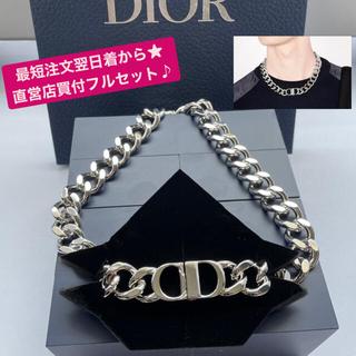 Dior - 新品 ディオール ICON ネックレス ディオール直営店購入
