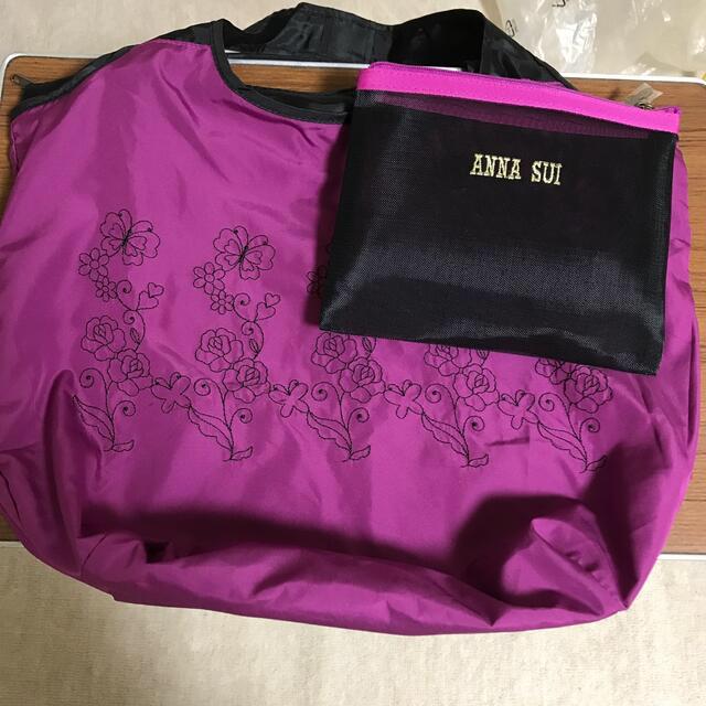 ANNA SUI(アナスイ)のANNA SUI エコバッグ💗 レディースのバッグ(エコバッグ)の商品写真