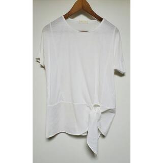 イッツインターナショナル(I.T.'S.international)のI.T.'S. international カットソー レディースサイズフリー(Tシャツ(半袖/袖なし))