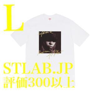 シュプリーム(Supreme)の白 L 19AW Supreme Mary J. Blige Tee フォトT(Tシャツ/カットソー(半袖/袖なし))