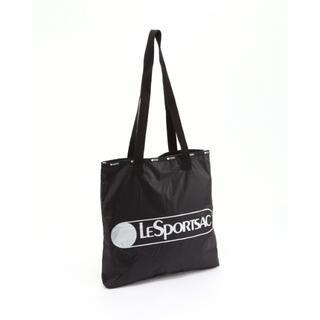 LeSportsac - LeSportsac(レスポートサック)★トートバッグ エコバック ブラック