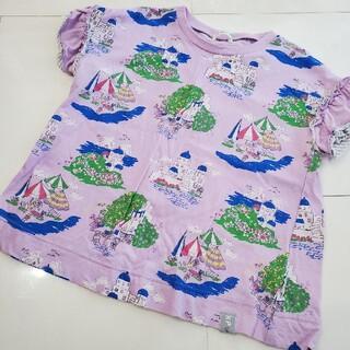 ニットプランナー(KP)の極美品リゾートみみちゃん130(Tシャツ/カットソー)