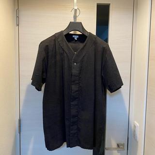 BEAMS - POST IMPERIAL ポスト インペリアル ベースボールシャツ M