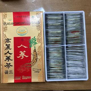高麗人参茶 100包(健康茶)