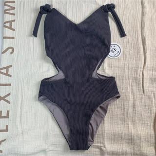アリシアスタン(ALEXIA STAM)の新品未使用 alexia stam ワンピースビキニ(水着)