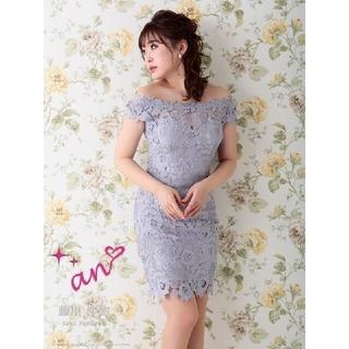 an - 【タグ付き新品】anドレス
